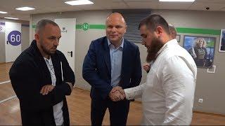 Михаил Лазутин - интервью «Москва 24» Лев Против.