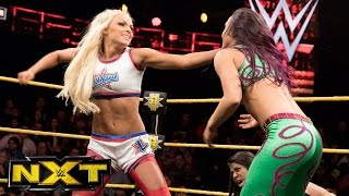 Ember Moon vs. Liv Morgan vs. Peyton Royce - No. 1 Contender