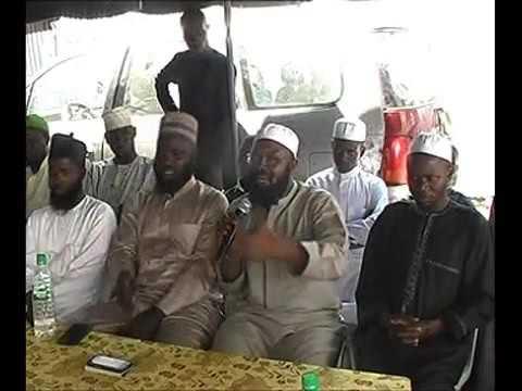 Al Ajnu fee Solat - Sheikh Abdul Ganiy Jumah