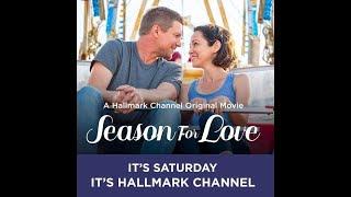 Season for love 2018 | hallmark movies  2019