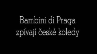 H512 Bambini di Praga zpívají české koledy