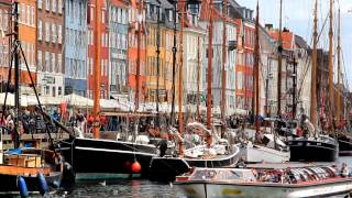 preview picture of video 'Copenhagen in Summer - City that I Love'