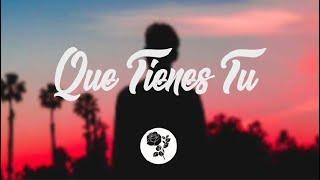 Dvicio - Qué Tienes Tú ft Jesús / Reik & Mau y Ricky (Letra)