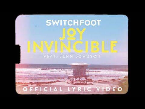 Joy Invincible (feat. Jenn Johnson) OFFICIAL LYRIC VIDEO