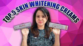 *Top 5* Medicated Skin Lightening & Whitening creams| Hyperpigmentation | Uneven Skin Tone| ☆☆☆