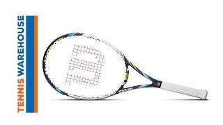 Wilson BLX Juice 100 Racquet video