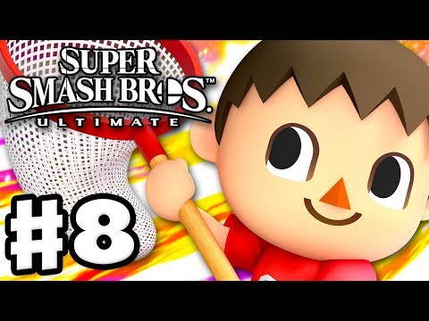 Super Smash Bros for Nintendo Switch Walkthrough - Simon