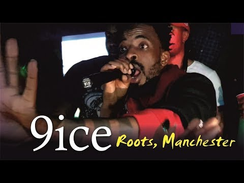 9ICE PERFORMANCE AT ROOTS, MANCHESTER, UK