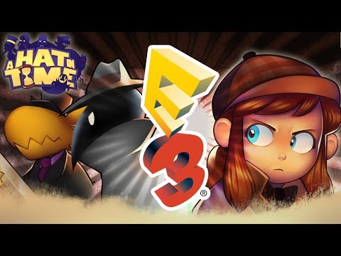 A Hat in Time – E3 2017 Gameplay Trailer thumbnail