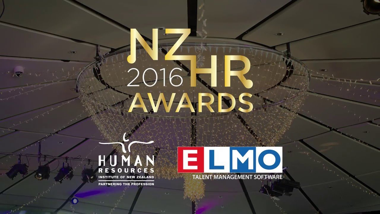Video: Celebrating the 2016 New Zealand HR Awards preview