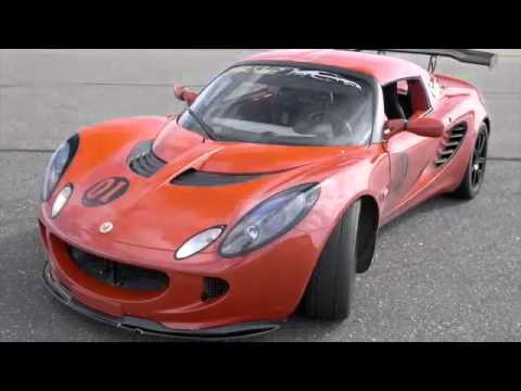 Riding Shotgun with Michelle Rodriguez Episode 4 2004 Lotus Elise