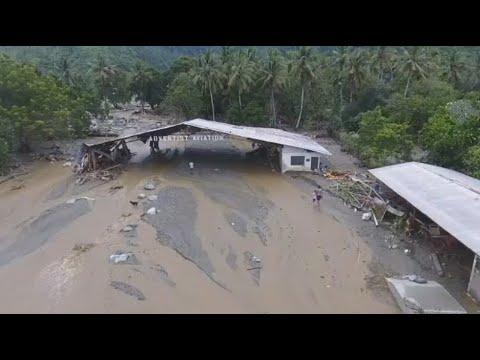 83 Orang Meninggal Dunia akibat Banjir Bandang di Jayapura