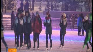 В Казани откроется каток в парке «Черное озеро»