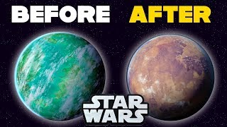 The SAD and TRAGIC STORY of Tatooine!! - Star Wars Explained
