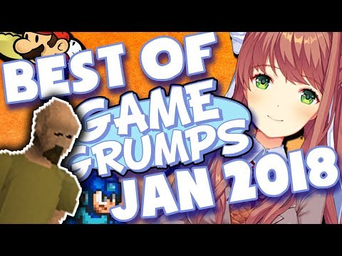 BEST OF Game Grumps - January 2018