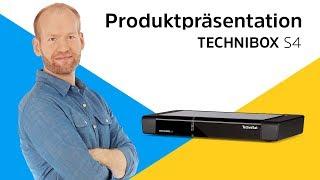 TECHNIBOX S4 | HDTV-DigitalSat-Receiver mit Aufnahmefunktion via USB | TechniSat