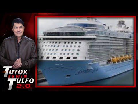 [Erwin Tulfo]  ISANG PINOY CREW ANG NATAGPUANG PATAY SA ENGINE ROOM NG ISANG CRUISE SHIP SA AMERIKA