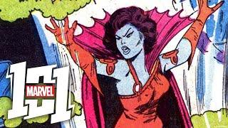 Lady Dorma   Marvel 101