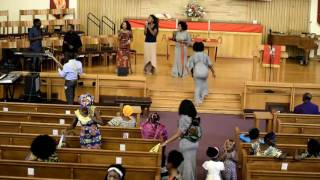 African National church Igikorane june  2 2017  Part 3   saturday