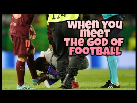 😱😱fans have incredible reaction to meeting Lionel Messi 😱😱