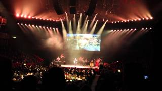 Johnny Clegg - The Crossing (Osiyeza) - Royal Albert Hall, London