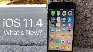 iOS 11.4.1 is Out! - What's New?