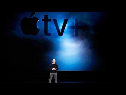 Έρχεται η Apple TV+