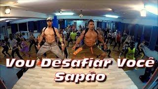 Sapão -Vou Desafiar Você ft Saer Jose & Jorge Moreno