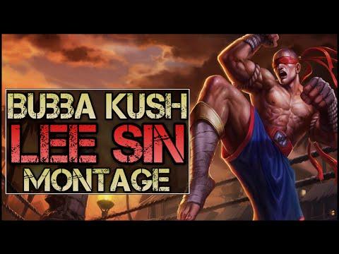 Bubba Kush Montage - Best Lee Sin Plays