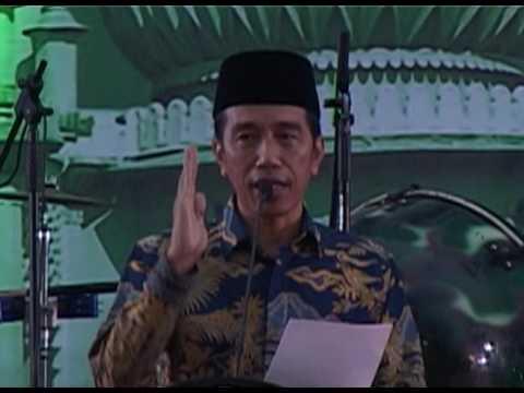 Presiden RI Ir. H. Joko Widodo didampingi Panglima TNI Buka Komodo 2016