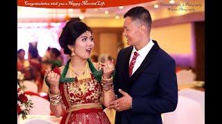 ASHOK & SHRIJANA WEDDING LOVE STORY    BEHULI   