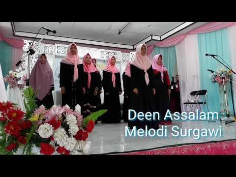 , title : 'Deen Assalam - Melodi Surgawi (Paduan Suara)'