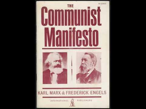 Communist Manifesto Lesson 1