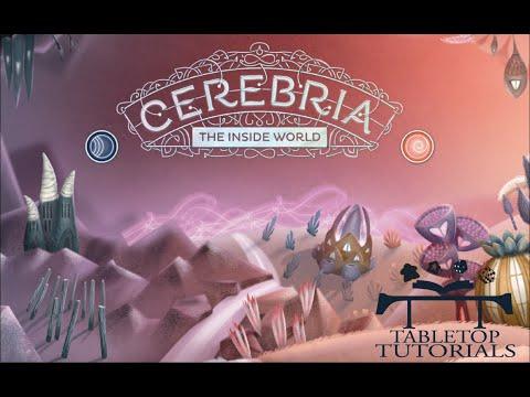 Cerebria - Basic Game Sample Playthrough