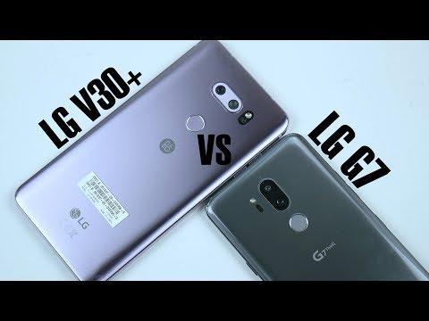 LG V30 Plus 2 sim và LG G7, cùng tầm giá nên yêu em nào?
