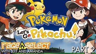 Pokémon: Let's Go, Pikachu! - The Dojo (Let's Play) Part 2