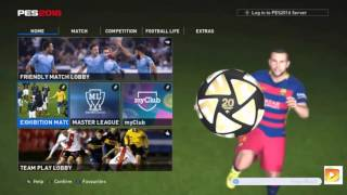 Pro Evolution Soccer 2016 ERROR FDDN529 EASY FIX - Самые