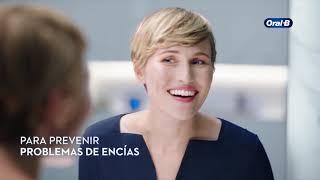 Oral-B Cepillo de dientes eléctrico Oral-B Genius X Special Edition Oro Rosa anuncio