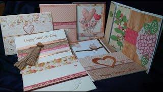 10 Cards 1 Kit- Love From Lizi Card Kit January 2017 - LFL Card Kit