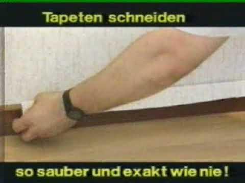 Aris Tapetenschere von www.gekaho.de