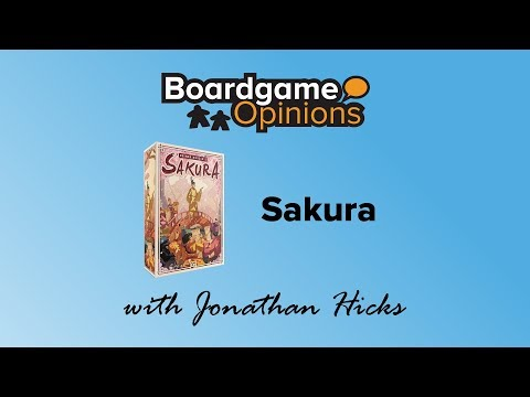 Boardgame Opinions: Sakura