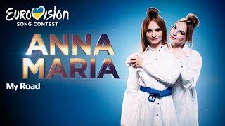 ANNA MARIA – My Road – Национальный отбор на Евровидение-2019. Второй полуфинал