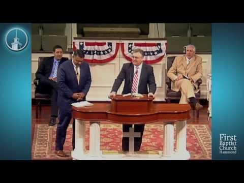 Servicio Combinado - Pastor Warren Johnson 07/02/17 Domingo AM