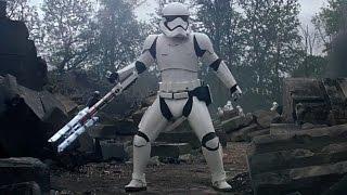 "Star Wars VII ""Traitor"" Scene"