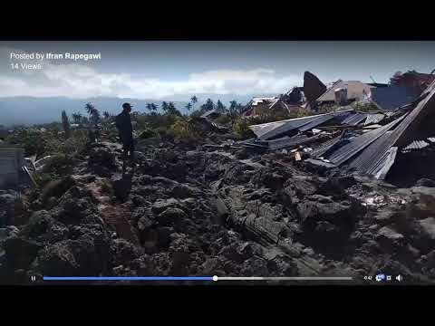 Kondisi Tanah di Petobo Palu #PrayforPalu