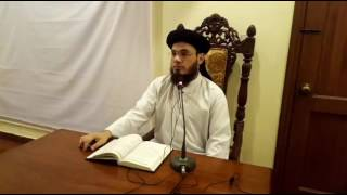 Sign of Imaan (ایمانی صفات) - Thankfulness (شکر) by Mufti Syed Adnan Kakakhail
