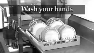 CMA Dishwasher user training video