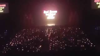 RED VELVET 레드벨벳 RED ROOM Concert (FAN EVENT) - MY DEAR (ReVeluv sings My Dear)