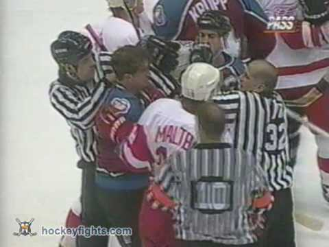 Kirk Maltby vs. Rene Corbet