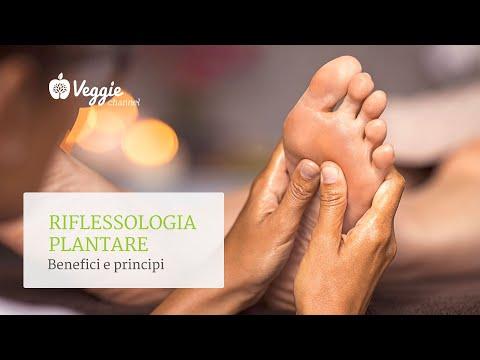 Riflessologia plantare - Liila Meloni